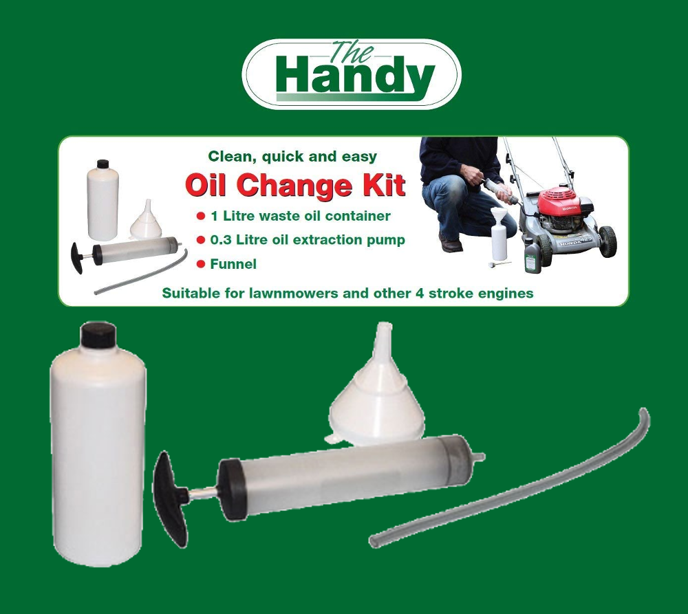 Handy Oil Change Kit