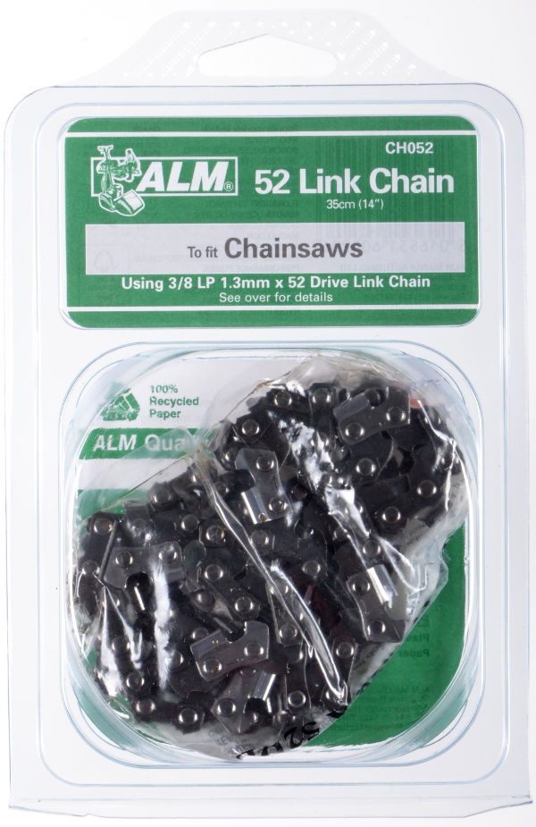 Chainsaw Chain for Ikra Saws with 35cm (14-inch) Bar / 52 Links