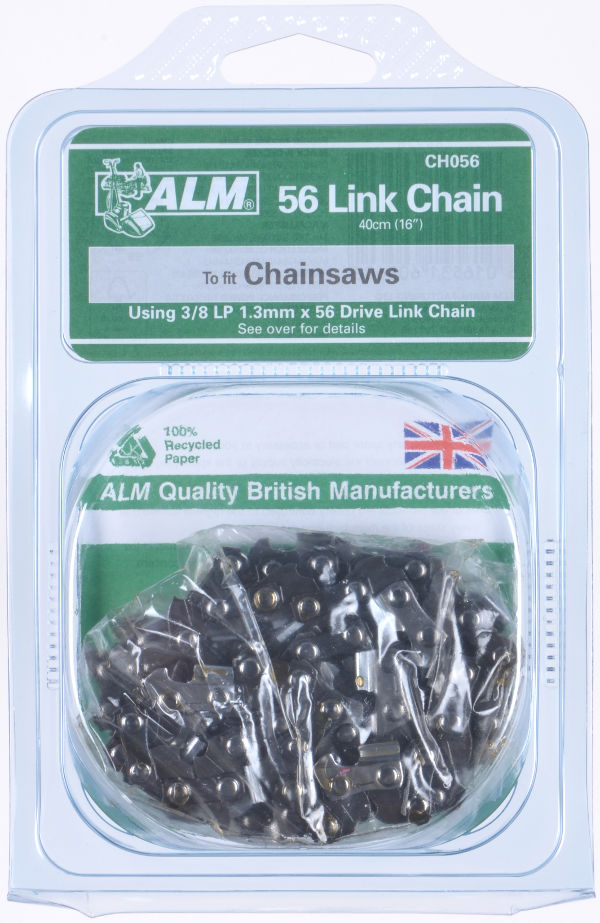 Chainsaw chain for IKRA (16-inch) bar with 56 Drive Links