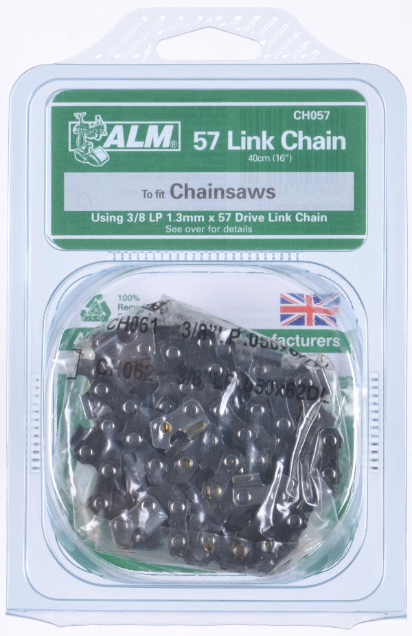 Chainsaw Chain for Ikra Saws with 40cm (16-inch) Bar/57Links
