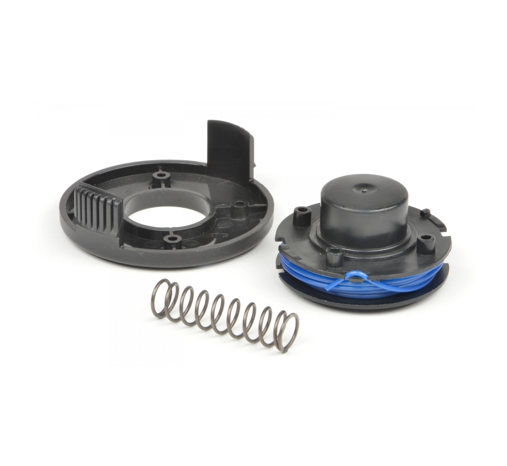 Spool Cover, Spool & Line and spring for Grizzly ERT 230