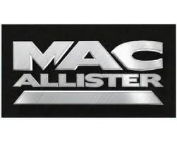 MacAllister MCS 2000 with 40cm (16-inch) bar