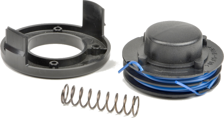 Spool Cover, Spool & Line and Spring for LandXcape trimmers