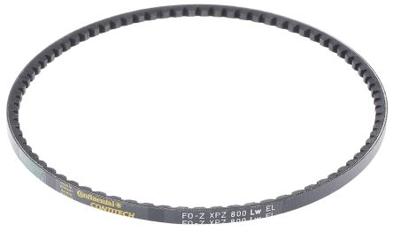 Cogged drive belt for Florabest mowers