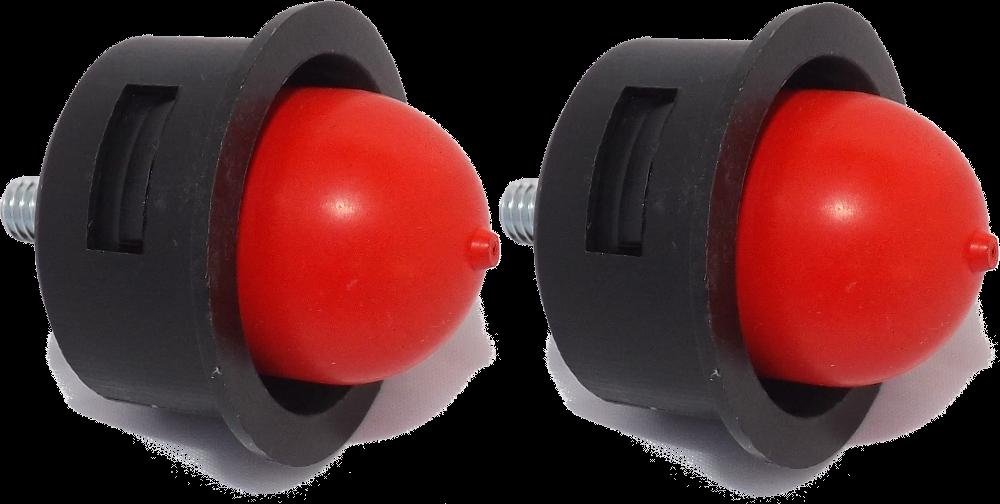 2 X Primer Bulb For Bq Fplmp99 Other Mowers