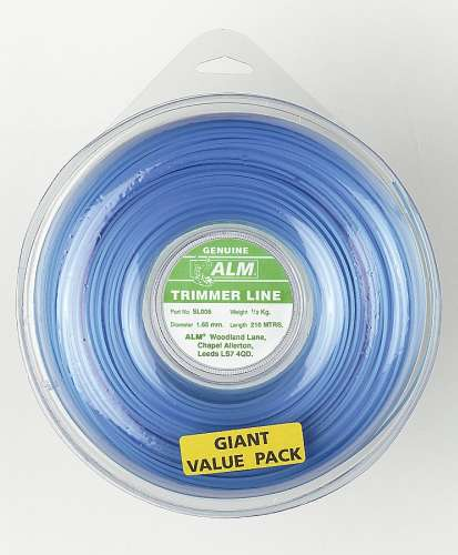 1.5mm x 183m - Blue Trimmer Line - 1/2kg Pack