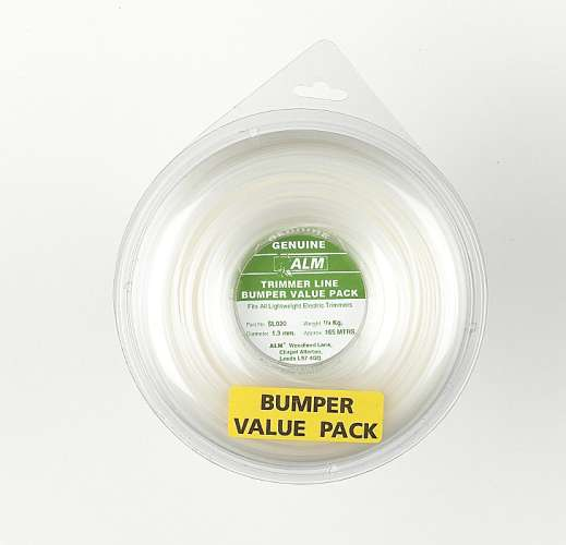 1.3mm x 153m - White Trimmer Line - 1/4kg